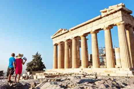 Flights and Packages - Three Nights Athens And Five Nights all inclusive beach break - Save 0%