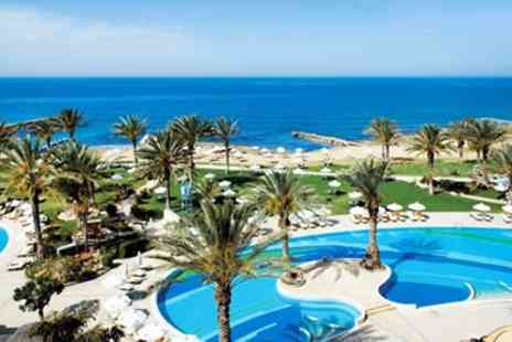 Flights & Packages - Seven nights beachfront holiday With flights - Save 0%