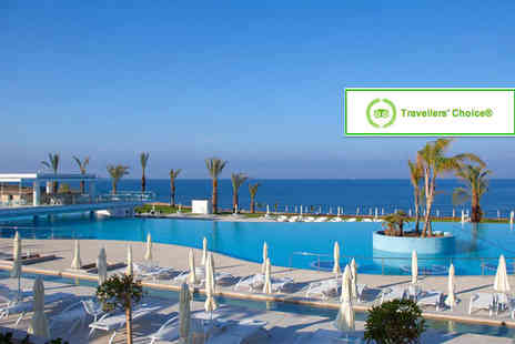 Bargain Late Holidays - Four nights half board Paphos, Cyprus break and flights - Save 22%