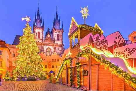 Weekender Breaks - Two nights European Christmas markets break with flights or Eurostar - Save 20%