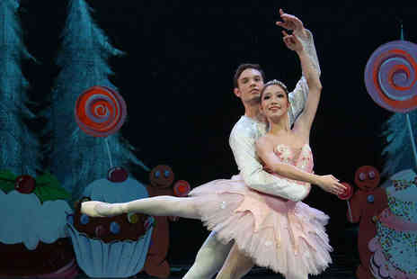 The Dancehouse - Ticket to see The Nutcracker, Manchester see dramatic ballet works - Save 33%