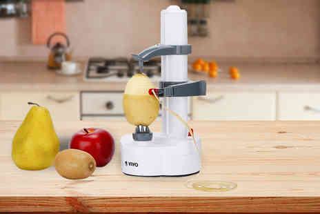 Vivo Technologies - Automatic fruit and veg peeler - Save 70%