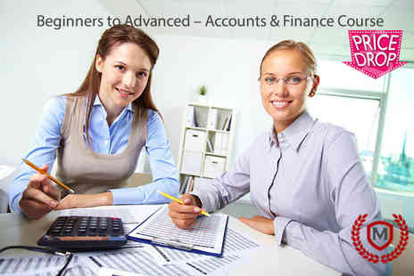 Manchester School of Languages - Online accounts and finance course - Save 97%