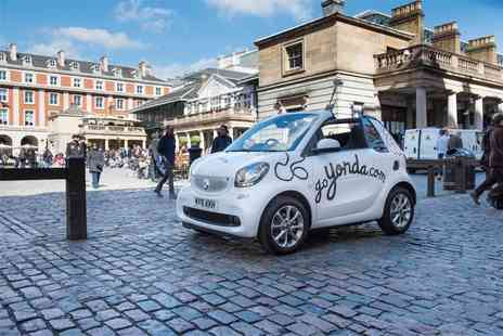 Yonda - Private car London sightseeing tour for two people, four people - Save 52%