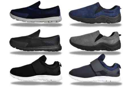 Groupon Goods Global GmbH - Mens Superlite Superflex Shock Absorbing Trainers - Save 65%