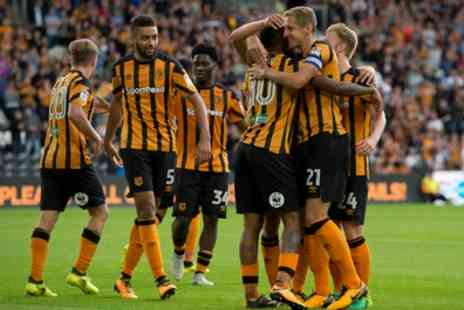 Hull City Tigers - One VIP hospitality 1904 lounge ticket Hull City v Nottingham Forest On Saturday 28 October - Save 36%
