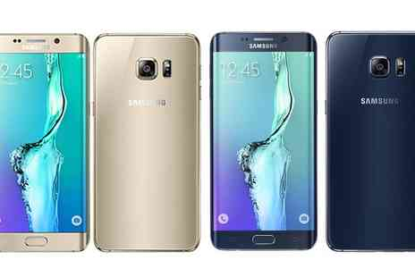 Anovo - Refurbished Samsung Galaxy S6 Edge 32GB Unlocked With Free Delivery - Save 0%