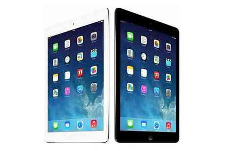 GoldBoxDeals - Refurbished Apple iPad Air 1 16GB or 64GB Wi Fi Retina Display in Space Grey or Silver With Free Delivery - Save 0%