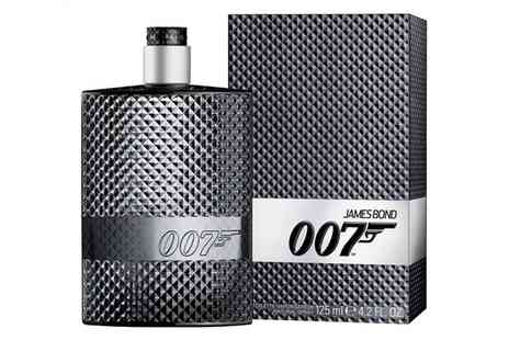 Groupon Goods Global GmbH - One or Two James Bond 007 EDT 125ml Bottles - Save 69%