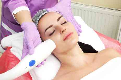 Smooth Clinic - Six Sessions of IPL Laser Hair Removal on Choice of Area - Save 90%