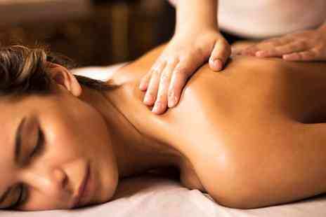 Skin HQ - One Hour Aromatherapy Massage for One or Two - Save 58%
