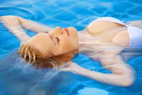 Body Check - One Hour Floatation Tank Sessions - Save 32%