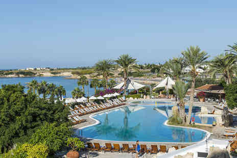 Coral Beach Hotel & Resort - All Inclusive Five Star Overlooking Sparkling Coral Bay - Save 49%