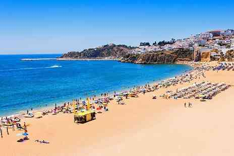 Super Escapes Travel - Three night 4 Star all inclusive Albufeira, Portugal break with flights - Save 30%
