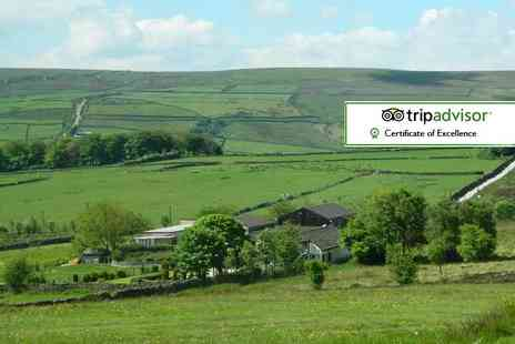 Westfield Lodge - Two night Yorkshire Pennines break for two in a self catered apartment - Save 59%