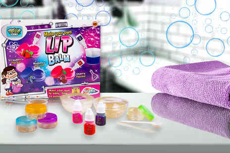 Fair Retail Adventures - Make Your Own Lip Balm kit - Save 67%