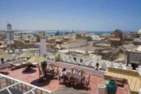 Les Terrasses dEssaouira - In Moroccan Coast Four Night Stay For Two - Save 62%