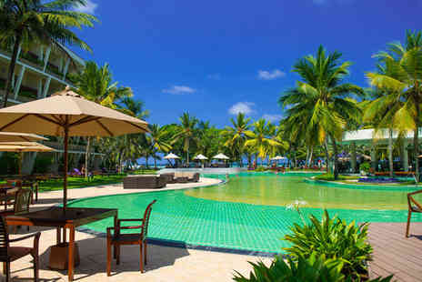 The Eden Resort & Spa - Four Star All Inclusive Relaxing Beach Break For Two - Save 0%