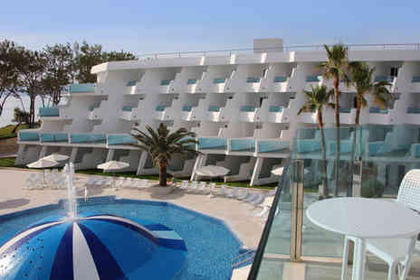 Iberostar Playa de Muro - Four Star Half Board Break Overlooking the Beach For Two - Save 0%