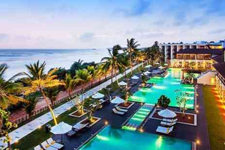 Emirates Holidays - Seven night all inclusive Sri Lanka getaway with Emirates flights - Save 0%