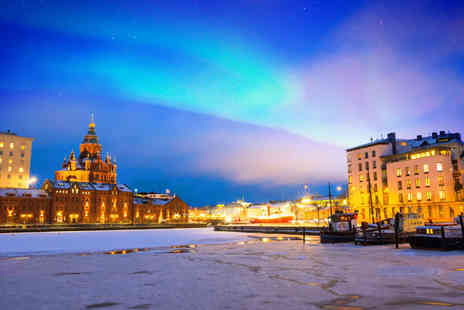Weekender Breaks - Five night Stockholm and Helsinki getaway with flights and overnight ferry travel - Save 21%