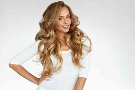Annissy Hair and Beauty - Half head of highlights or full head of colour plus a wash, cut and blow dry - Save 69%