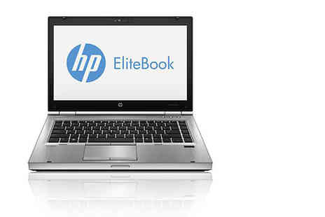 Techy Team - 14.0 inch 300GB HP Elitebook laptop - Save 50%
