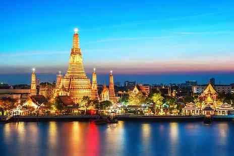 Tour Center - 10 night tour of Bangkok, Bali and Kuala Lumpur with 4 Star hotels, daily breakfast and all flights - Save 52%