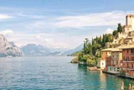 HolidaysBooked.com - In Lake Garda Seven Night Half Board Stay For Two With Flights - Save 38%