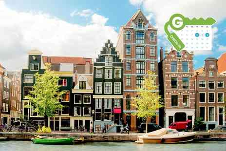 Ibis Budget Amsterdam City South - Twin Room for Two or Triple Room for Three with Breakfast - Save 0%