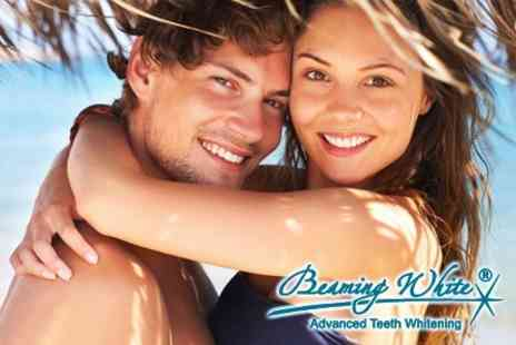Beaming White - Laser Teeth Whitening - Save 72%