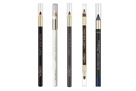 Groupon Goods Global GmbH - Five LOreal Eye Pencils - Save 69%