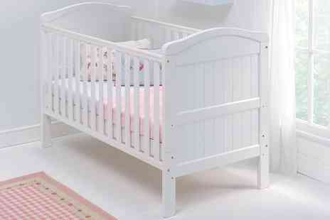 Groupon Goods Global GmbH - East Coast Nursery Cot Bed With Free Delivery - Save 20%