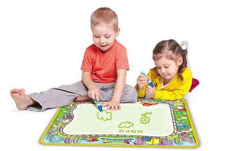 Groupon Goods Global GmbH - One or Two Water Magic Doodle Mats - Save 53%