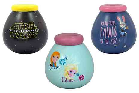 Groupon Goods Global GmbH - Pot of Dreams Money Box - Save 66%