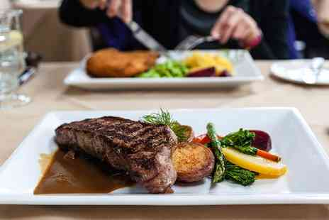 The Clanfield Tavern - Three Course Meal for Two or Four - Save 46%