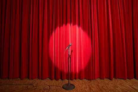 The Comedy Box - Two or four general admission tickets to Friday Comedy Show on 29 September To 3 November - Save 63%