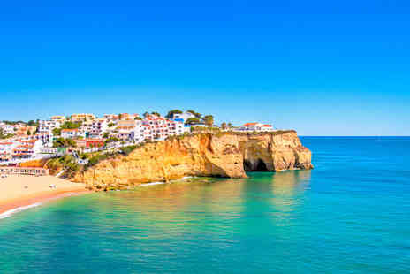 Agua Hotels Vale Da Lapa - Five Star Deluxe Suite Stay For Two in the Algarve - Save 70%