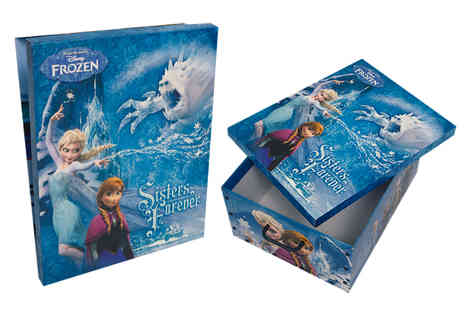 Ckent - Disneys Frozen toy box - Save 53%