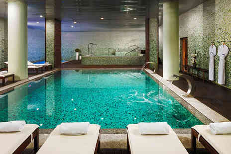H10 Marina Barcelona - Four Star Superb Spa, Amazing Views and a Spectacular Location For Two - Save 89%