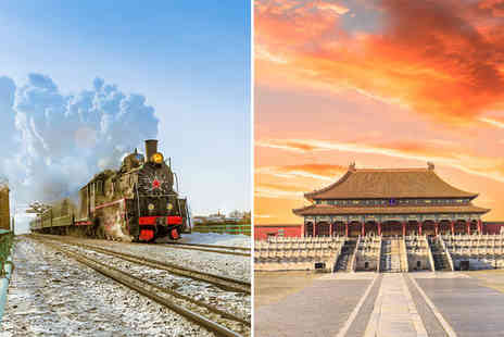 Trans Siberian - Legendary Journey Through Mythic Lands & Imperial Cities - Save 46%