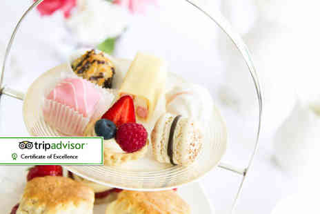 Time for Tea - Afternoon tea for two - Save 50%