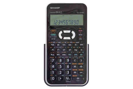 Ckent - SHARP scientific calculator - Save 64%