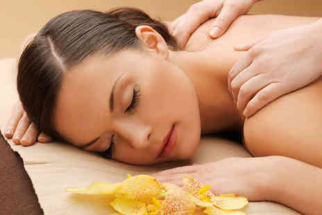 Tigeez Hair & Beauty - Pamper package including a one hour massage and a facial - Save 81%