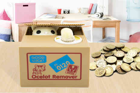 Ckent - Mischief money box - Save 50%