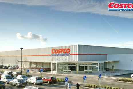 Costco Wholesale - 12 Month Costco Membership with £14 In Warehouse Voucher - Save 61%