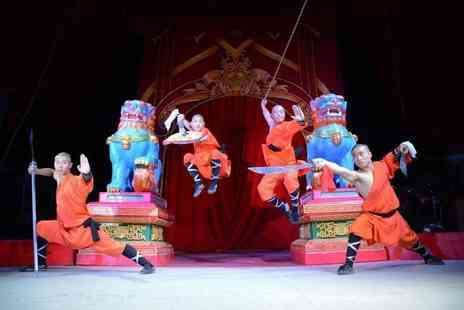The European Events Corporation - One ticket to the Chinese State Circus production of Dynasty - Save 51%