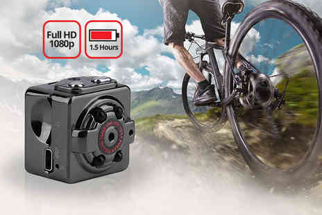 Nex Buy - Action camera or 16GB SD card - Save 68%