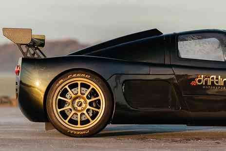 Drift Limits - 14 lap Ultima EVO driving experience - Save 61%