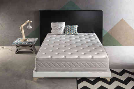 Simpur - Single, small double or a double, king or super king size mattress - Save 92%